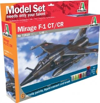 430-510072618 1:48 IT Mirage F-1 CT/CR Mode