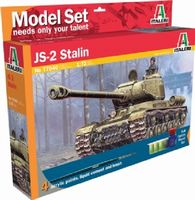 430-510077040 1:72 IT Rus.KPz/MBT JS-2 Stal