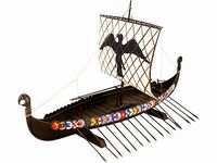 450-05403 Viking Ship