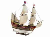 450-05486 Pilgrim Ship MAYFLOWER